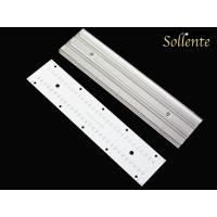 Buy cheap SMD 3030 60 Led Linear Lens With Double Beam Angle 30x90 Degree product