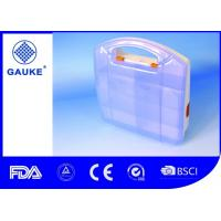 Buy cheap Transparent  First Aid Cabinet Refills Wall Mounted First Aid Box PP Case product