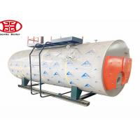 Quality Automatically Natural Gas Or Diesel Steam Boiler Horizontal For Autoclave for sale