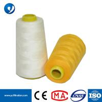 Quality High Quality Factory Direct Sells 40S/2 100% Spun Polyester Sewing Thread for sale