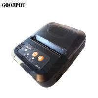3 Inch 80mm Bluetooth Mobile Printer , Small Portable Printer With USB Cable for sale