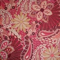 Quality 97% Cotton and 3% Spandex Print Fabric, 57 to 58-inch of Width for sale