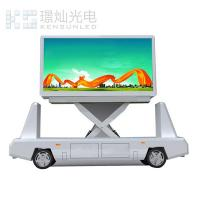 Buy cheap P10 DIP full color LED Module Display / HD video truck led screen from wholesalers