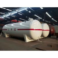 China 50 Cubic Meter Gas LPG Tank 25 Metric Tons Bulk Liquefied Petroleum Filling Station on sale