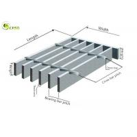 Quality Pressured Forged Trench Drain Bar Grating Galvanized Steel Stair Step Treads for sale