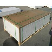 Quality Energy Saving Rigid PVC Sheet Scratch Resistant Smooth Surface For Furniture SGS for sale