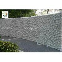 Quality UVG CHR1136 how to make a flower wall for wedding backdrops decoration for sale