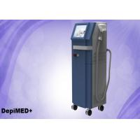 """Quality 10 Bars 808nm Diode Laser Hair Removal Machine 800W 15x15mm2 10.4"""" for sale"""