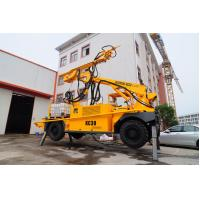 Quality PLC Control Concrete Spraying Equipment 4 Wheel Drive KC3019 With Manipulator for sale