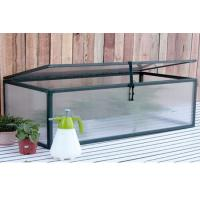 Quality Aluminium cold frame in your backyard(HX63221P), hot sale products for sale