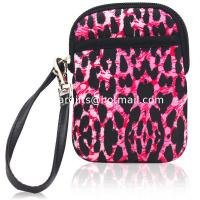 Quality Waterproof Multifunctional Neoprene Camera Case With Nylon Layers Insided for cards for sale