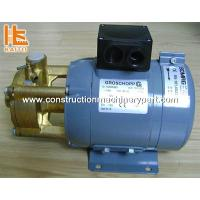 Quality Bomag Vibratory Road Roller Parts High Pressure Hydraulic Water Pump for sale