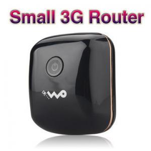 Quality 3G Carfi with sim card slot,1500mAh mini and USB interface for sale