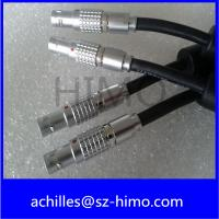 Quality 6 pin cable assembly lemo connector for sale