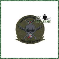 Quality Military Embroidery Certified Patch for sale