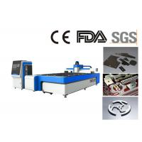 Quality Open Type Cnc Laser Engraving Machine , Laser Engraving Machine For Metal for sale