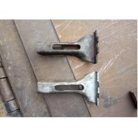 Quality Type A Type C Steel Grating Clips 3mm / 4mm Thickness Low Carbon Steel for sale