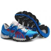 China Leather / pu material fashion men sports running shoes, outdoor walking shoes on sale