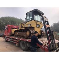 Quality Original Color Caterpillar Used CAT Bulldozer D5K XL PAT Blade 4 Cylinders for sale
