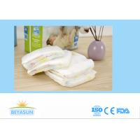 Quality Velcro Tape Happy Nappy Disposable Baby Diapers Size 3 Soft Breathable Topsheet for sale