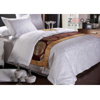 Quality Hotel Bed Linen Collection 6 Piece 60S And 100% Poly/Cotton ZEBO for sale