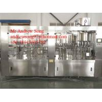 China Complete Bottled Mineral Water Production Line on sale