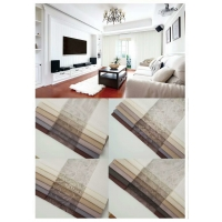 Quality heat insulation 5.5m Jute Ramie Linen Natural Material Wallpaper for sale