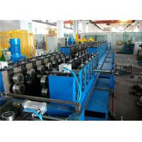 Heavy Duty Cable Tray Roll Forming Machine 400H Steel 8-15m/min Gearbox Driver for sale