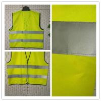 China Sleeveless Uniform Work Clothes For Traffic Police / Sanitation Worker on sale