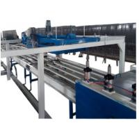 Quality Fully Automatic Board Making Machine For Interior Fiber Cement Building Finishing for sale