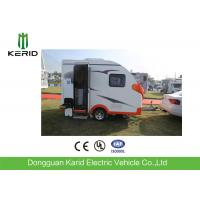China Customized Lightweight Camping Trailers With Independent Suspension Lifted Stage on sale