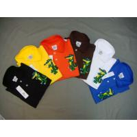 new style Lacoste men polo shirts ,100% cotton polo fashion shirts