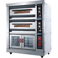 Buy cheap Professional Commercial Baking Ovens , Commercial Kitchen Ovens Big Chamber from wholesalers