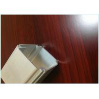 Quality Milling / Bending Anodized Aluminum Profiles Any Colours ISO9001 Certification for sale