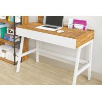 Quality Home Nordic Simple Creative Desktop Computer Desk With Drawer , Stomized Color for sale