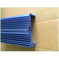 Buy cheap 6063 T5 Structural Extruded Aluminum Shutter Fence Slats For Building Decoration from wholesalers