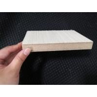 Quality Natural Hemp Fiber Thick Fiberboard , Environmental - Protection Decorative Fiberboard for sale
