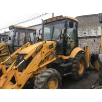 Quality Jcb 3cx Used Backhoe Loader Uk Made With Four In One Front Bucket for sale