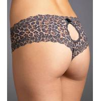 Buy cheap Leopard New Style Sexy Underwear Breathable High Cut ODM Custom Print Panties For You product