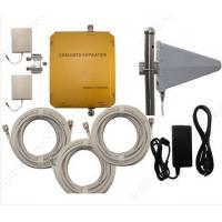 Quality GSM/WCDMA/UMTS 900mhz/2100mhz 3G dual band mobile phones signal repeaters 3G Amplifier for sale