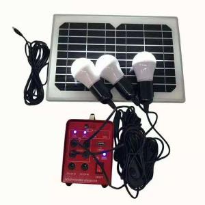 Quality 18V 10W Solar Panel Lights 3W LED 12V 4.5AH LiFePO4 Lithiumion Battery for sale
