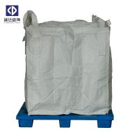 Quality Custom 1 Ton Jumbo Bag , FIBC Polypropylene Jumbo Bags For Cement Fertilizer for sale