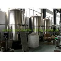 Electric 20000L / H Drinking Water Purification Machine / Plant For Industrial