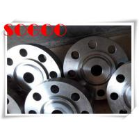 Quality Nickel 200 / 201 Stainless Steel Flanges , Pure Nickel Flanges For Valve Industry for sale