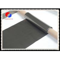 China High Thermal Conductivity Flexible Graphite Foil 0.2MM Thickness Width Customized on sale