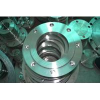 Quality BL SO WN LJ SW TH Duplex SS Flange Stainless Steel Tube Fittings ASTM A182 for sale