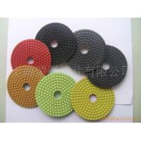 China Flexible Diamond polishing pads/granite polishing pads on sale