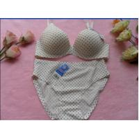 Quality Breathable Eco-Friendly Mesh Fabric OEM Adults Matching Bra And Underwear Sets For Women for sale