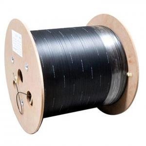 Quality Fiber Drop Cable Outdoor 1 2 4 Core G652 G652d G657a G657a2 Ftth Single Mode Lszh  Cable for sale