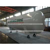 Quality 40cbm 40000liters 20tons LPG Storage Tank Cooking Gas Refilling Station for sale